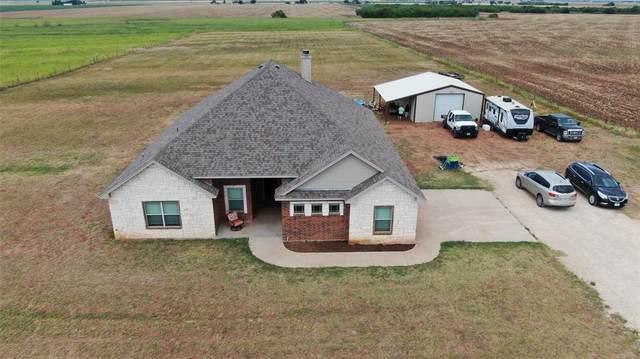 5535 N County Road 103, Abilene, TX 79601 (MLS #14404584) :: The Heyl Group at Keller Williams