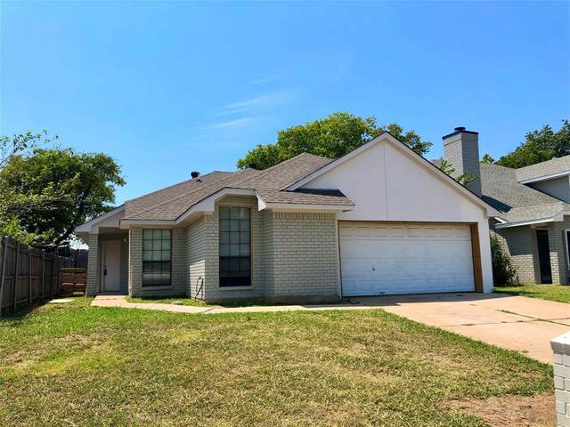 5508 Silver Maple Drive, Arlington, TX 76018 (MLS #14404588) :: All Cities USA Realty