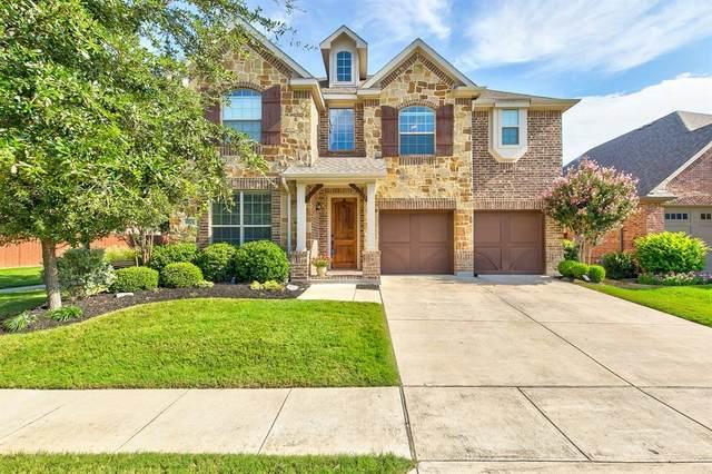 6821 Swallow Lane, North Richland Hills, TX 76182 (MLS #14404594) :: The Heyl Group at Keller Williams