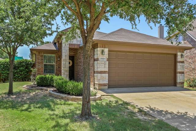 2601 Bretton Wood Drive, Fort Worth, TX 76244 (MLS #14404597) :: The Heyl Group at Keller Williams