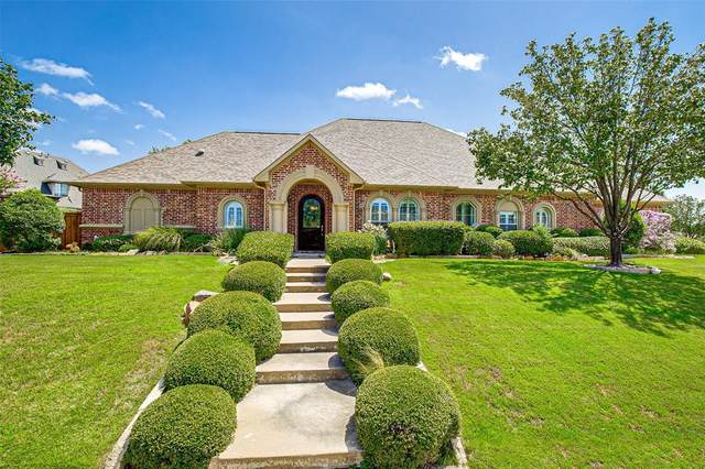 2008 Kings Pass, Heath, TX 75032 (MLS #14404637) :: Hargrove Realty Group