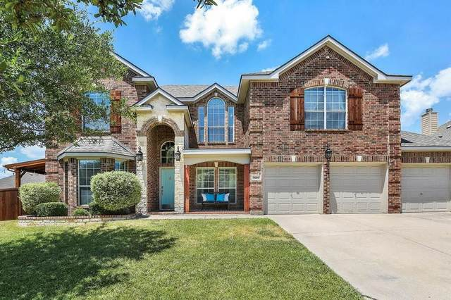 9009 Steiner Street, Fort Worth, TX 76244 (MLS #14404639) :: Hargrove Realty Group
