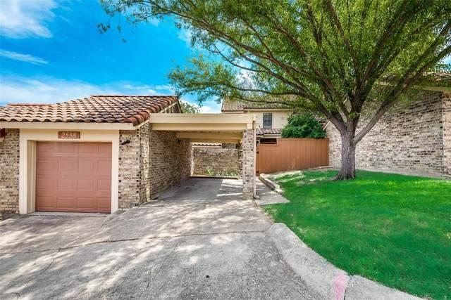 2538 Entrada Boulevard, Irving, TX 75038 (MLS #14404645) :: EXIT Realty Elite