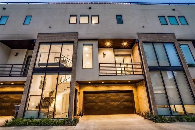1851 Summit Avenue 1B, Dallas, TX 75206 (MLS #14404652) :: North Texas Team   RE/MAX Lifestyle Property