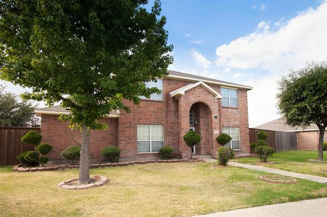 7201 Maplewood Drive, Rowlett, TX 75089 (MLS #14404674) :: Real Estate By Design