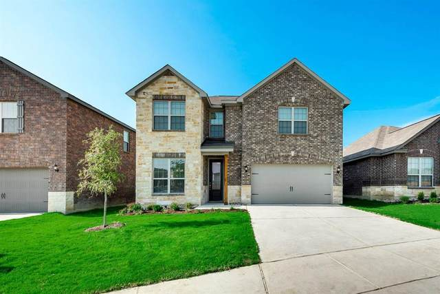 1012 Lansman Trail, Denton, TX 76207 (MLS #14404711) :: Real Estate By Design