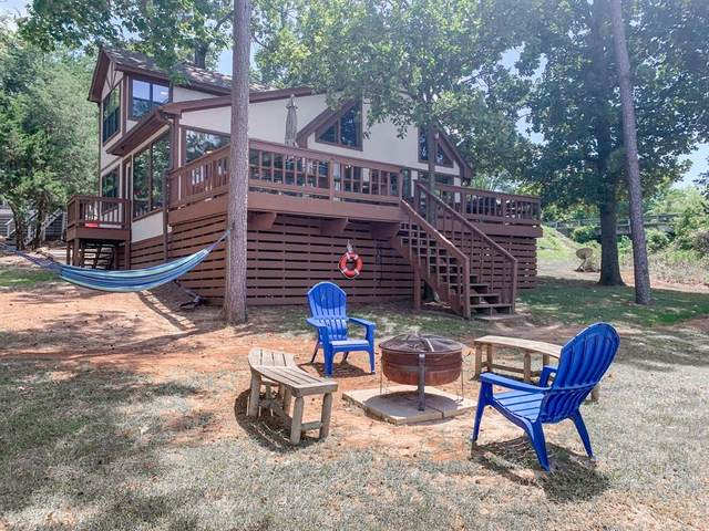 110 Barker Creek, Scroggins, TX 75480 (MLS #14404717) :: Lyn L. Thomas Real Estate | Keller Williams Allen