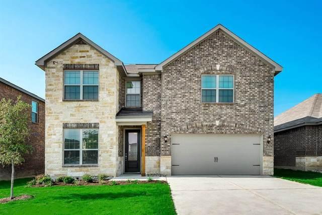 1000 Lansman Trail, Denton, TX 76207 (MLS #14404723) :: Real Estate By Design