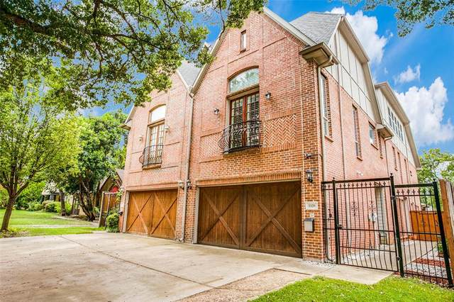 5320 Longview Street, Dallas, TX 75206 (MLS #14404724) :: EXIT Realty Elite