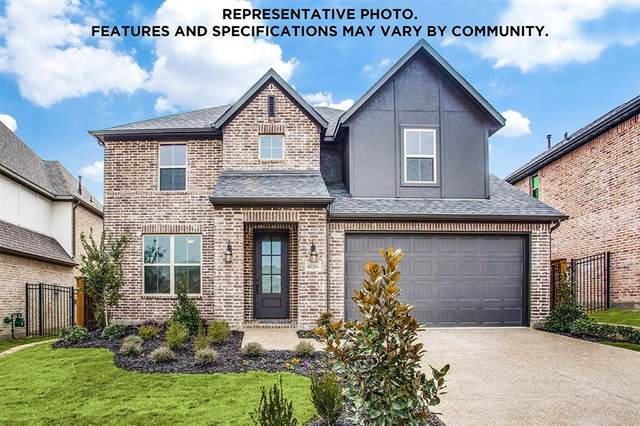 12900 Yale Court, Frisco, TX 75035 (MLS #14404729) :: The Chad Smith Team