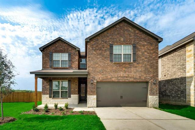 1008 Lansman Trail, Denton, TX 76207 (MLS #14404738) :: Real Estate By Design