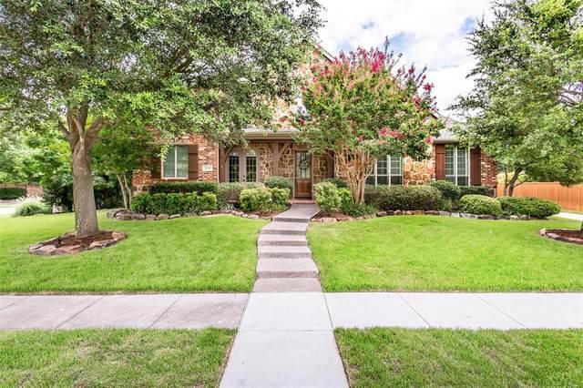 2144 Thornbury Lane, Allen, TX 75013 (MLS #14404749) :: The Kimberly Davis Group