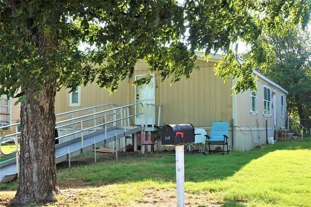 509 Texas Street, Graham, TX 76450 (MLS #14404751) :: The Heyl Group at Keller Williams