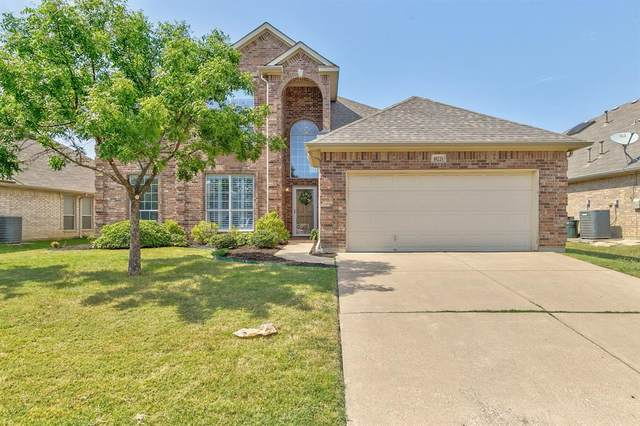 10221 Red Bluff Lane, Fort Worth, TX 76177 (MLS #14404790) :: The Heyl Group at Keller Williams