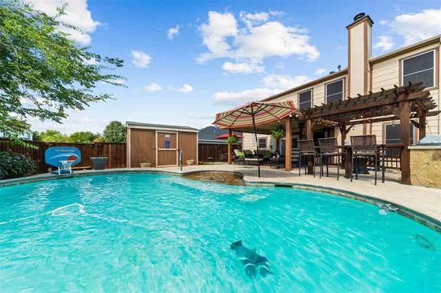 3317 Bent Creek Drive, Denton, TX 76210 (MLS #14404797) :: Real Estate By Design