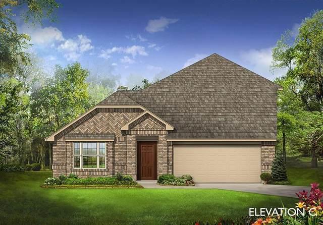 1055 Fairfax Drive, Godley, TX 76044 (MLS #14404816) :: The Heyl Group at Keller Williams