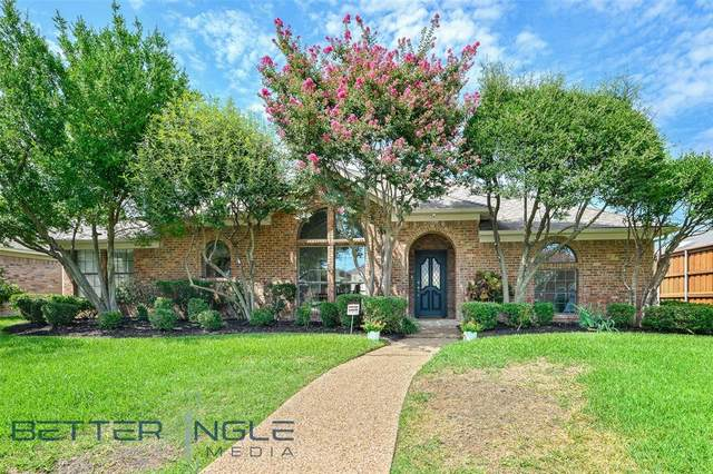 3405 Brunchberry Lane, Plano, TX 75023 (MLS #14404837) :: The Heyl Group at Keller Williams
