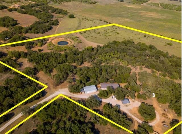 465 County Road 198, Brownwood, TX 76801 (MLS #14404847) :: The Kimberly Davis Group