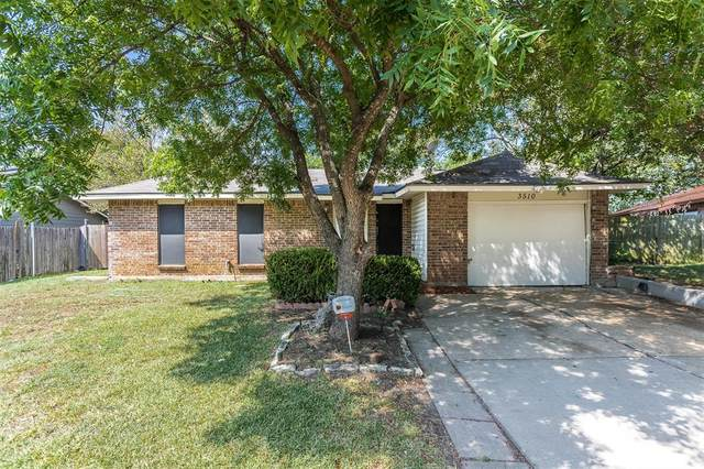 3510 Green Hill Drive, Arlington, TX 76014 (MLS #14404852) :: RE/MAX Pinnacle Group REALTORS