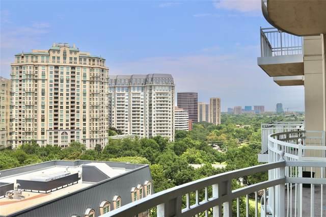 3225 Turtle Creek Boulevard #1134, Dallas, TX 75219 (MLS #14404858) :: Front Real Estate Co.