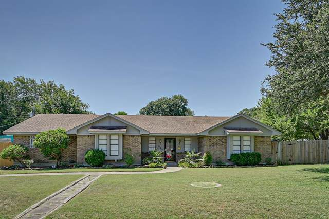 606 Wilson Court, Duncanville, TX 75137 (MLS #14404873) :: The Heyl Group at Keller Williams