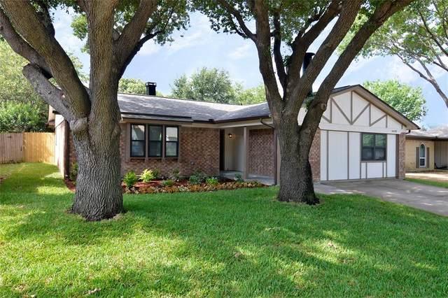 6640 Starnes Road, Watauga, TX 76148 (MLS #14404926) :: The Heyl Group at Keller Williams