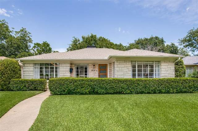 6439 Vickery Boulevard, Dallas, TX 75214 (MLS #14404937) :: EXIT Realty Elite