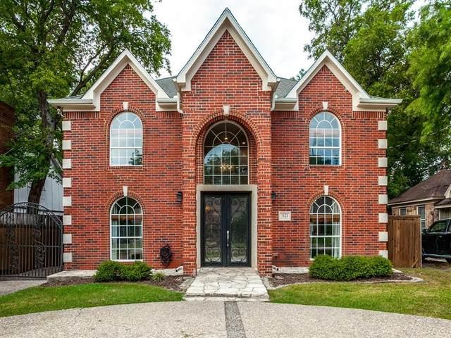 5121 Stoneleigh Avenue, Dallas, TX 75235 (MLS #14404957) :: Real Estate By Design