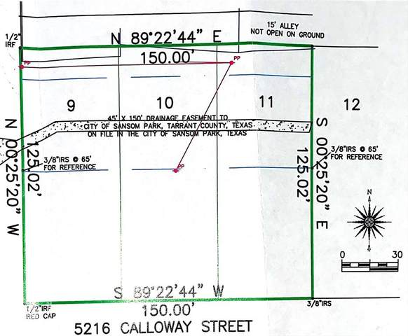 5216 Calloway Street, Sansom Park, TX 76114 (MLS #14404964) :: Real Estate By Design