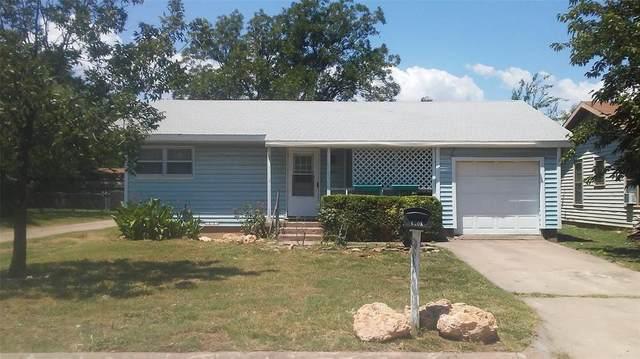 2440 Ross Avenue, Abilene, TX 79605 (MLS #14405010) :: The Heyl Group at Keller Williams