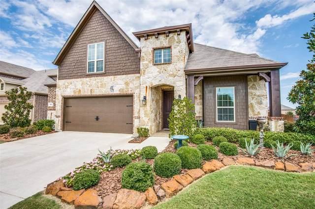 291 Wilmette Avenue, Oak Point, TX 75068 (MLS #14405020) :: The Chad Smith Team