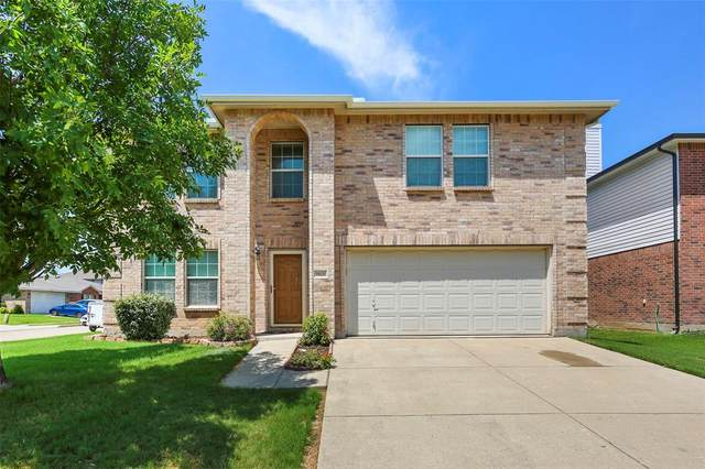 1821 Shasta View Drive, Fort Worth, TX 76247 (MLS #14405028) :: The Heyl Group at Keller Williams