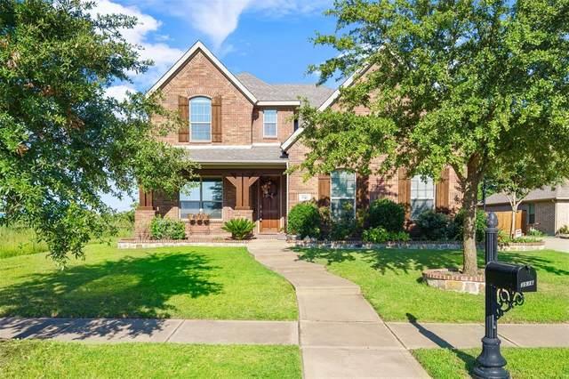 3516 Eisenhower Avenue, Melissa, TX 75454 (MLS #14405029) :: The Kimberly Davis Group