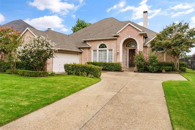505 Beacon Hill Drive, Coppell, TX 75019 (MLS #14405053) :: Team Tiller