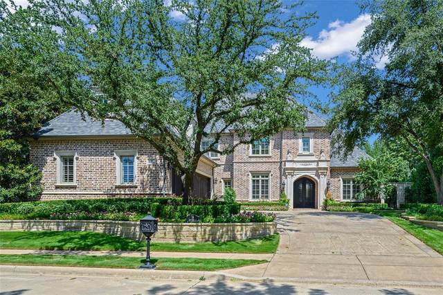 28 Armstrong Drive, Frisco, TX 75034 (MLS #14405074) :: Tenesha Lusk Realty Group