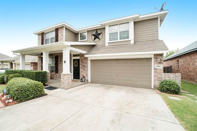9009 Trail Blazer Drive, Fort Worth, TX 76131 (MLS #14405084) :: RE/MAX Pinnacle Group REALTORS