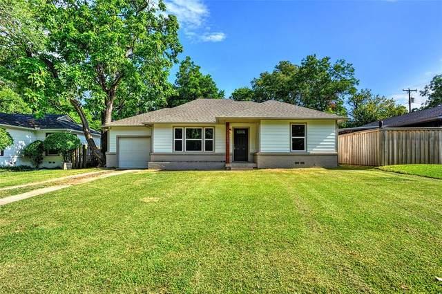 1005 W Brockett Street, Sherman, TX 75092 (MLS #14405086) :: Front Real Estate Co.