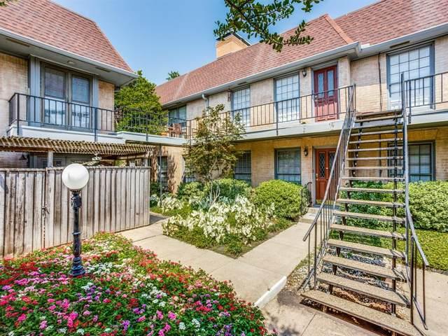 7830 Meadow Park Drive #208, Dallas, TX 75230 (MLS #14405097) :: Lyn L. Thomas Real Estate | Keller Williams Allen