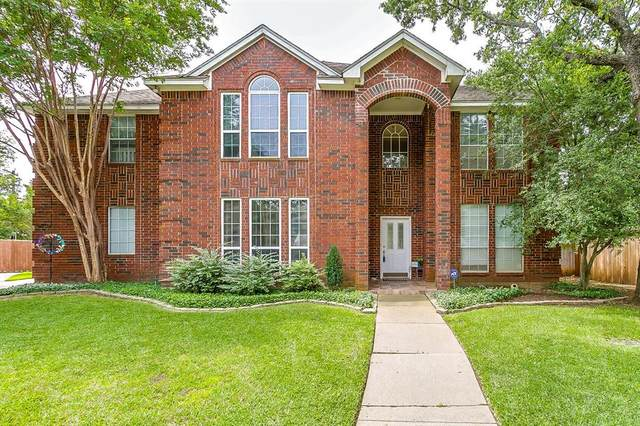 3404 Forestshire Court, Arlington, TX 76001 (MLS #14405109) :: The Chad Smith Team