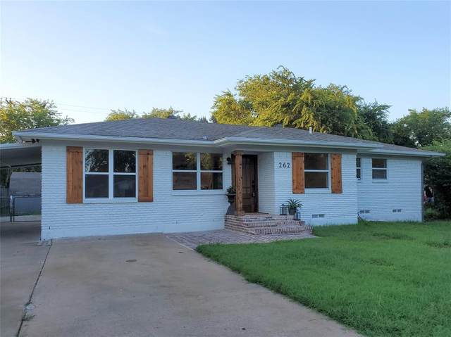 262 Garver Avenue, Van Alstyne, TX 75495 (MLS #14405120) :: Potts Realty Group