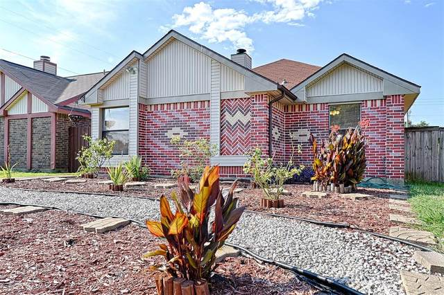 1620 Hackamore Street, Mesquite, TX 75149 (MLS #14405124) :: The Heyl Group at Keller Williams