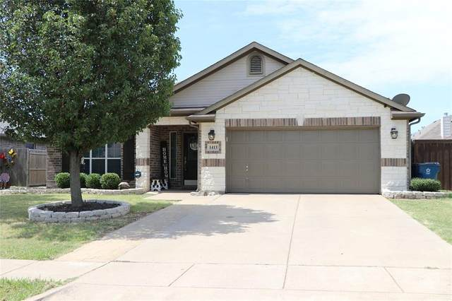 1413 Baylee Street, Seagoville, TX 75159 (MLS #14405138) :: The Heyl Group at Keller Williams