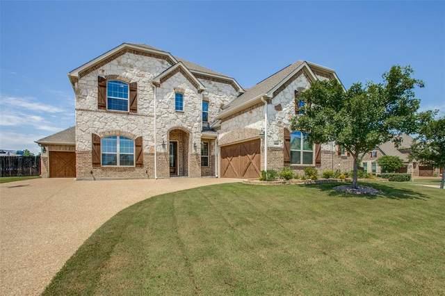 9910 Clubhouse Circle, Rowlett, TX 75089 (MLS #14405153) :: The Chad Smith Team