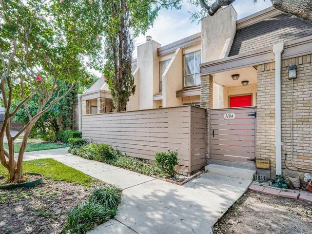 3121 Park Lane #1184, Dallas, TX 75220 (MLS #14405156) :: EXIT Realty Elite