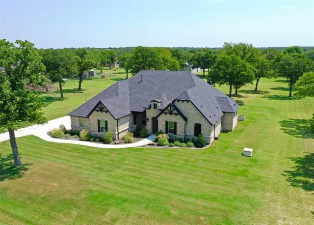 120 Mission Oak Trail, Decatur, TX 76234 (MLS #14405160) :: The Heyl Group at Keller Williams