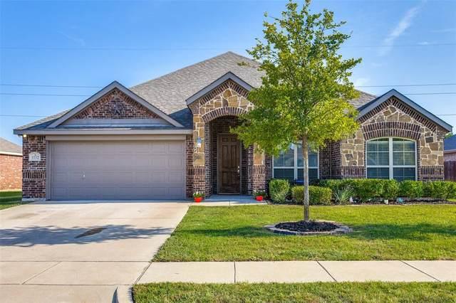 1152 Sapphire Lane, Burleson, TX 76058 (MLS #14405188) :: The Tierny Jordan Network