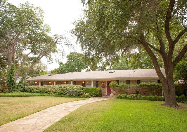 4208 Plantation Drive, Benbrook, TX 76116 (MLS #14405199) :: The Heyl Group at Keller Williams