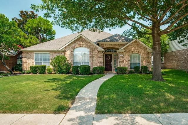 10604 Brandenberg Drive, Frisco, TX 75035 (MLS #14405224) :: Team Tiller