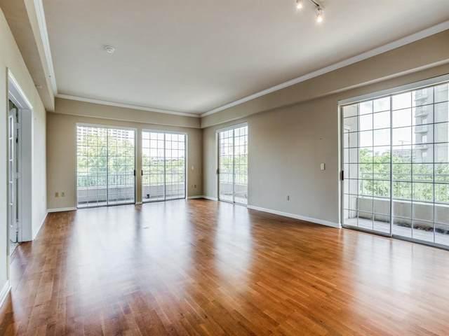 3225 Turtle Creek Boulevard #347, Dallas, TX 75219 (MLS #14405227) :: Front Real Estate Co.