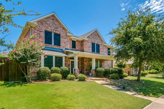 7516 Meadowknoll Drive, Sachse, TX 75048 (MLS #14405246) :: The Kimberly Davis Group